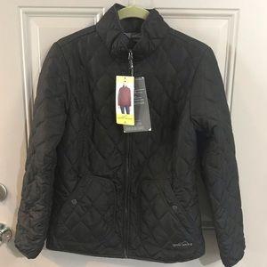 NWT Eddie Bauer Quilted Coat